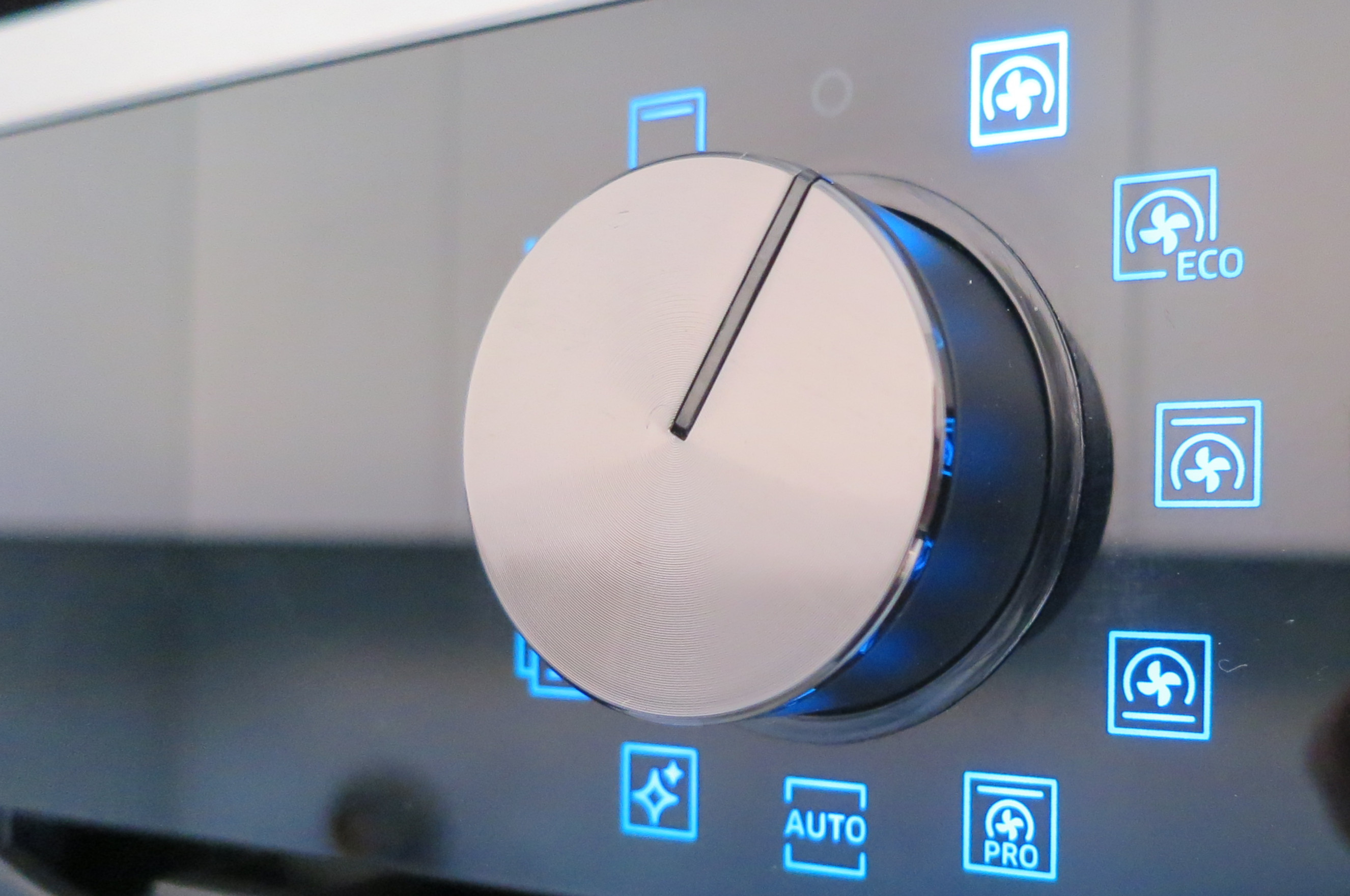 Backofen Samsung Dual Cook Flex Programmwahl