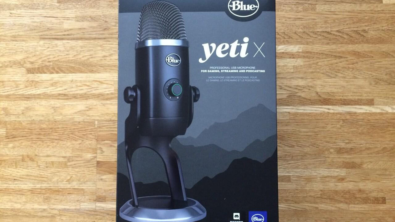 Ideal zum Podcasten: USB-Mikrofone Yeti X und Yeticaster ausprobiert