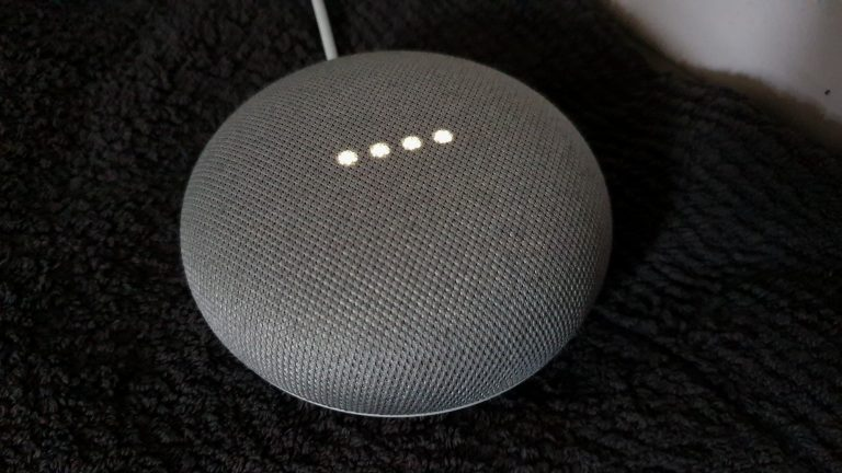 Google Home Mini: für mich der perfekte Badezimmer-Lautsprecher