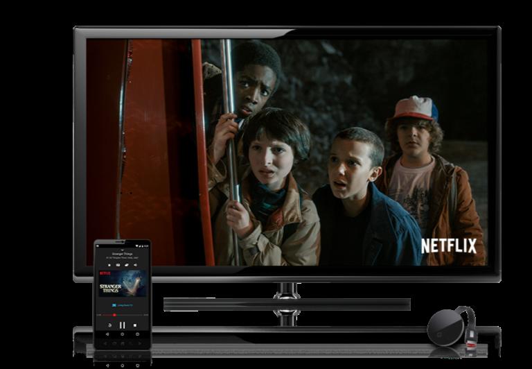 Streaming, wie hier auf Netflix, ist in den 2010er-Jahren zum Alltag geworden.