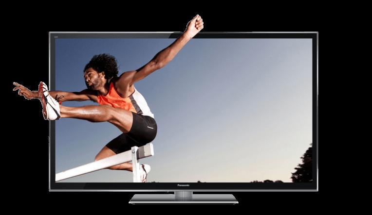 """Panasonic Plasma TV: Für Fans geliebt für echte Schwarzwerte und ein """"lebendiges"""" Bild"""