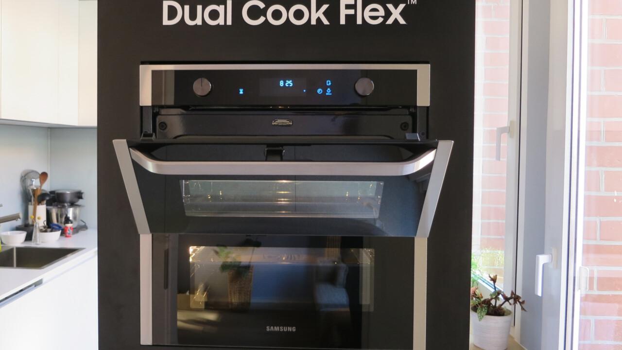 2-in-1-Backofen: Der Samsung Dual Cook Flex im Test