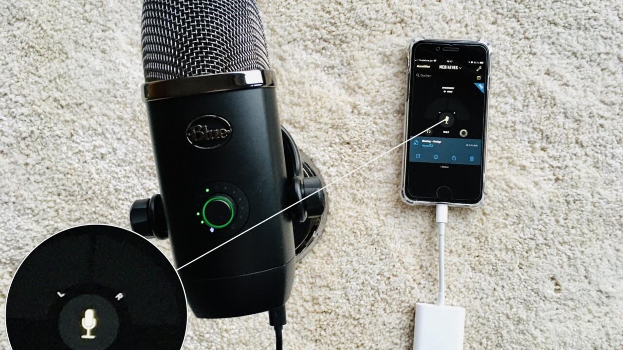 So verwendet ihr USB-Zubehör mit iPhone und iPad