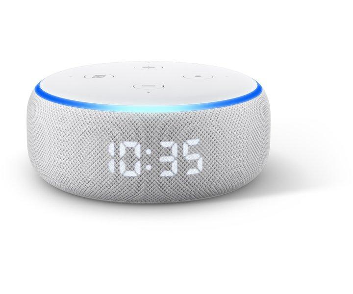 Echo Dot mit Bildschirm. (Foto: Amazon)