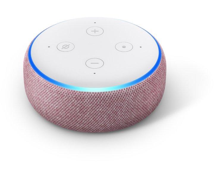 Der Echo Dot in 3. Generation. (Foto: Amazon)
