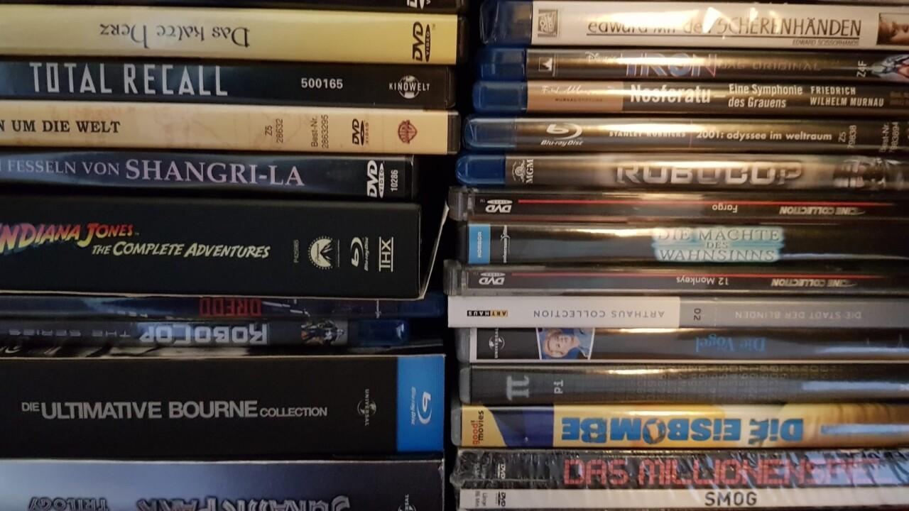 Vom ersten DVD-Player zum Streaming: Ein Leben ohne Datenträger ist möglich