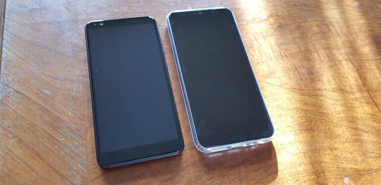 Rechts das Gigaset GS290, links der Vorgänger. (Foto: Sven Wernicke)