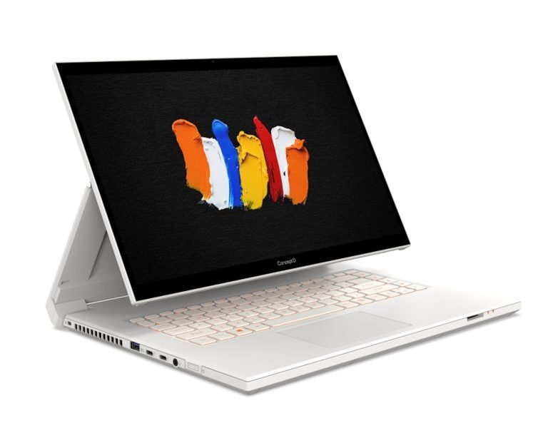 Acer Concept D Ezel 7: Display abklappbar