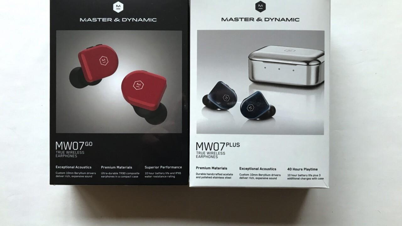 Master & Dynamics MW07 Kopfhörer ausprobiert: Oberklasse für die Ohren
