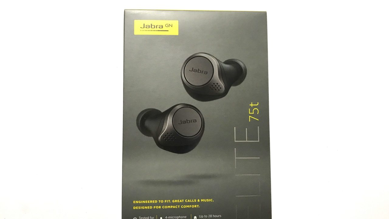 Jabra Elite 75t ausprobiert: Top-True-Wireless