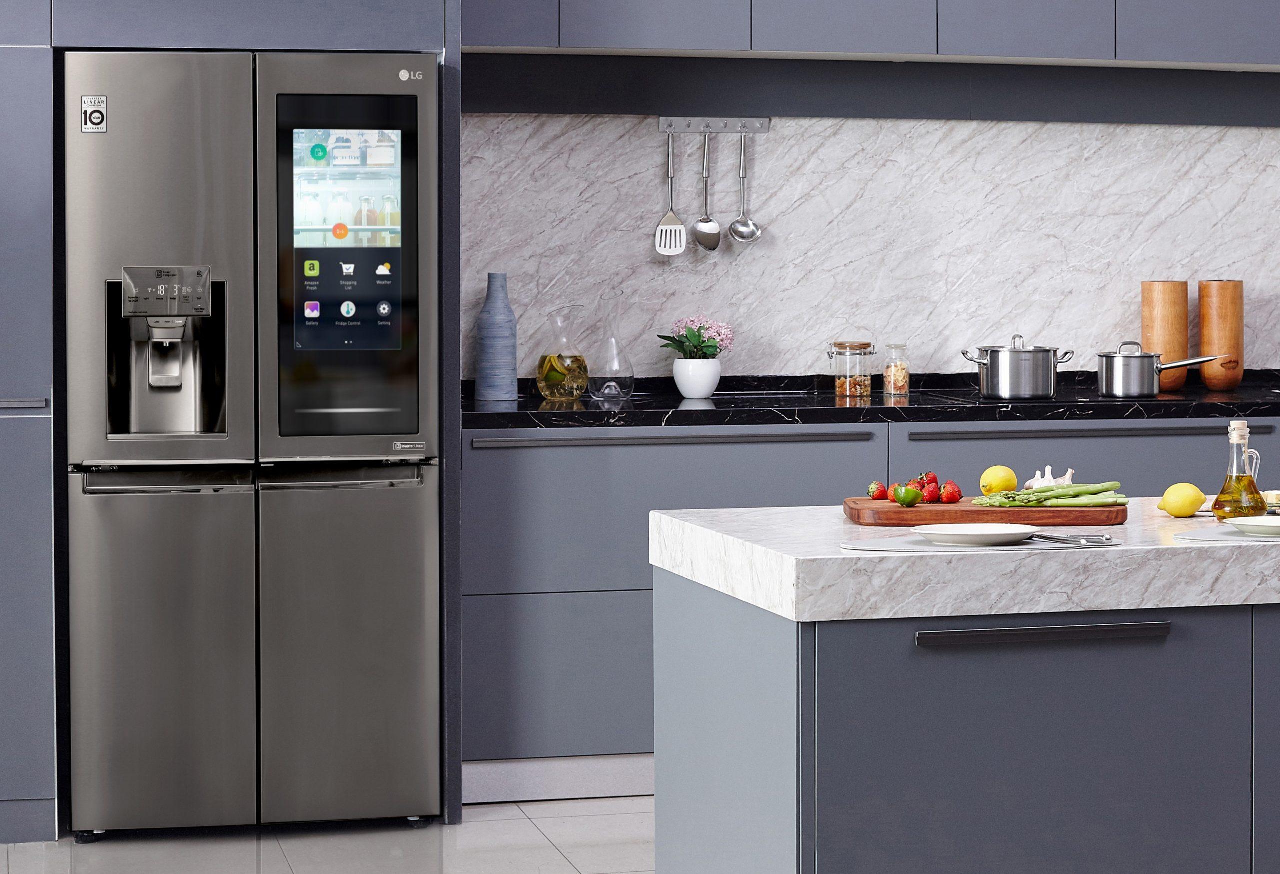 Kühlschrank LG InstaView ThinQ