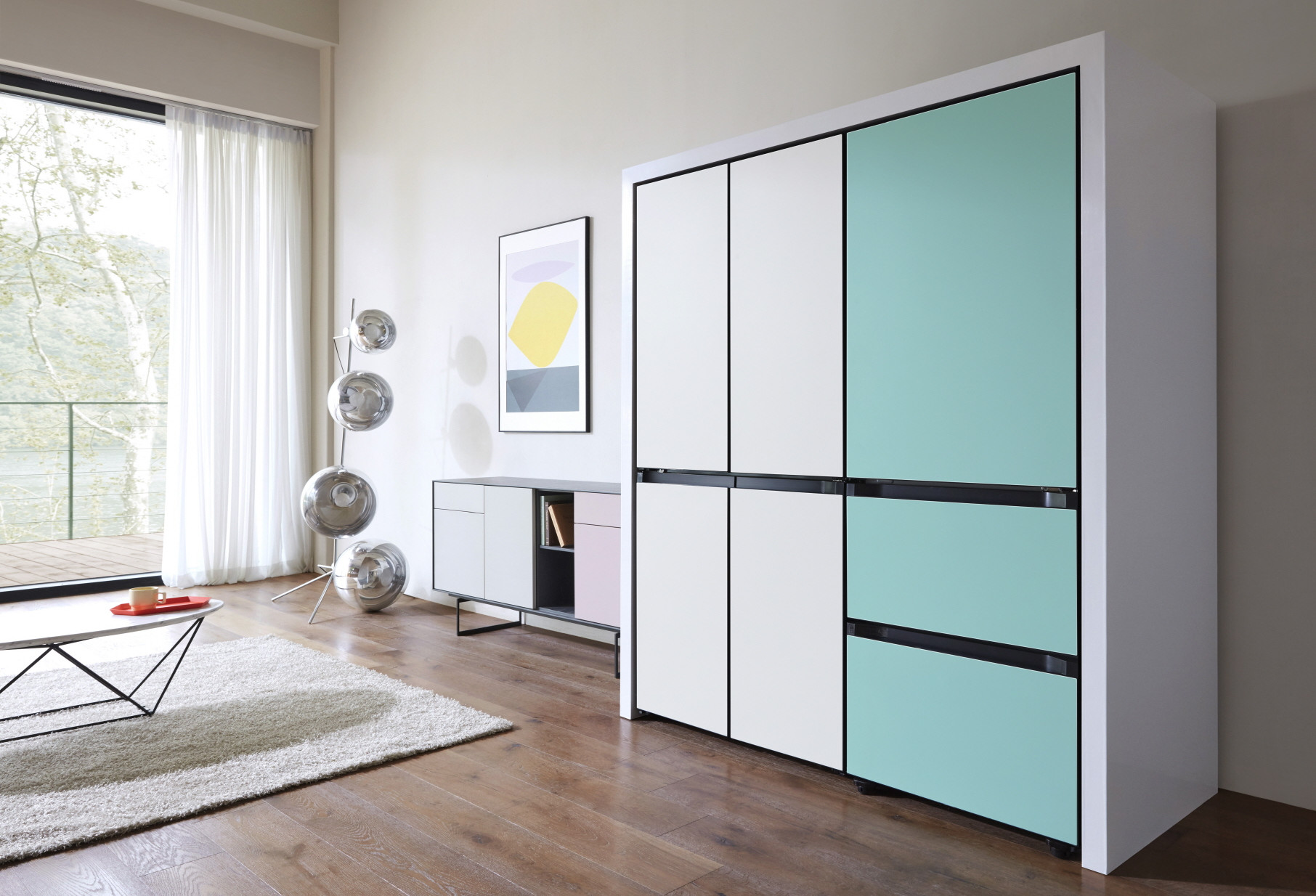 Kühlschrank Samsung Bespoke