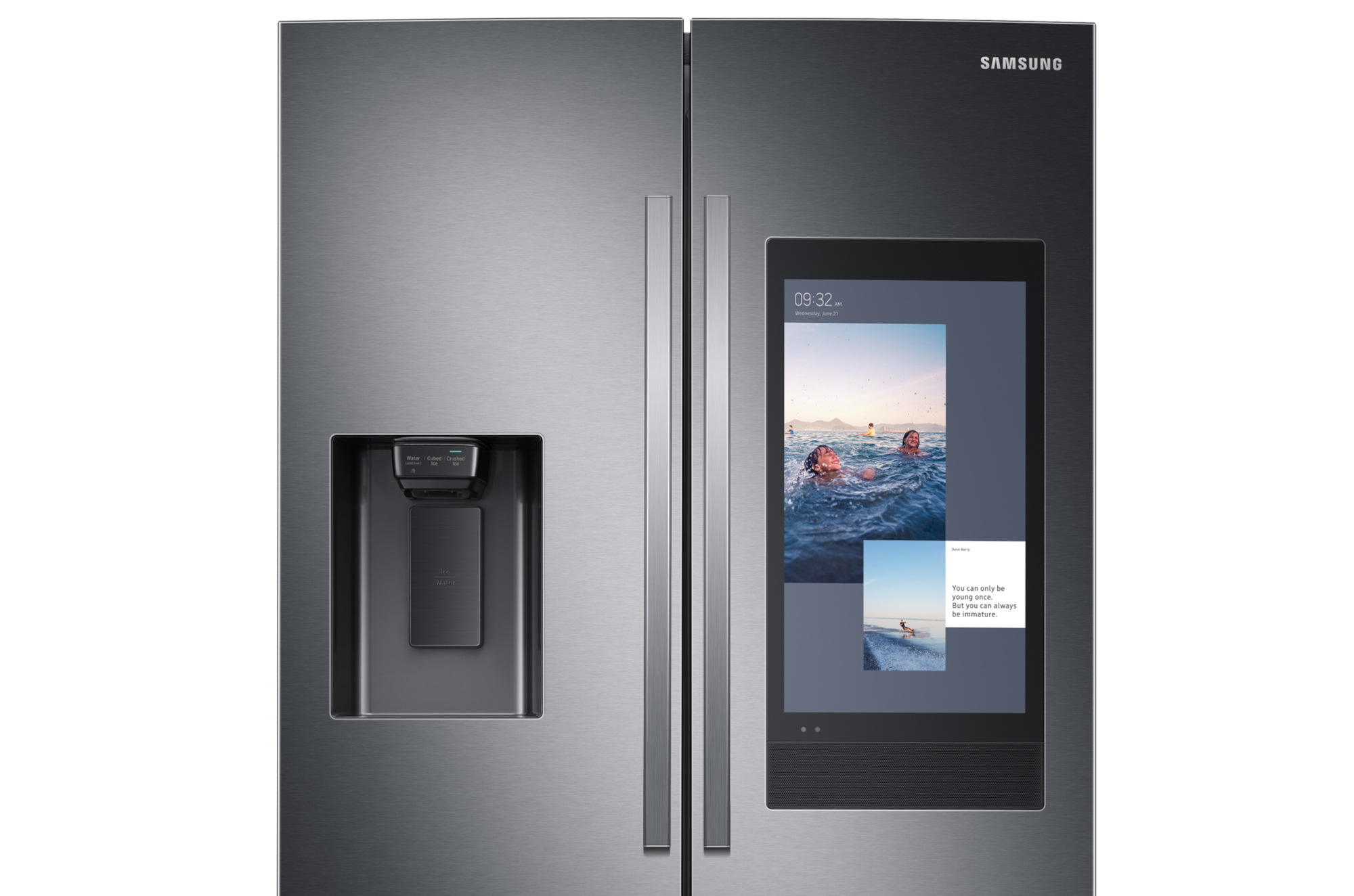 Kühlshrank Samsung Family Hub 2020