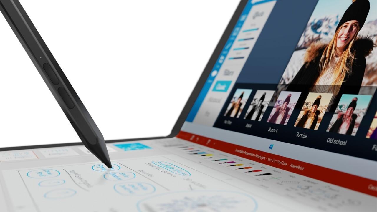 Neue Notebooks auf der CES 2020: Man wird ja noch träumen dürfen