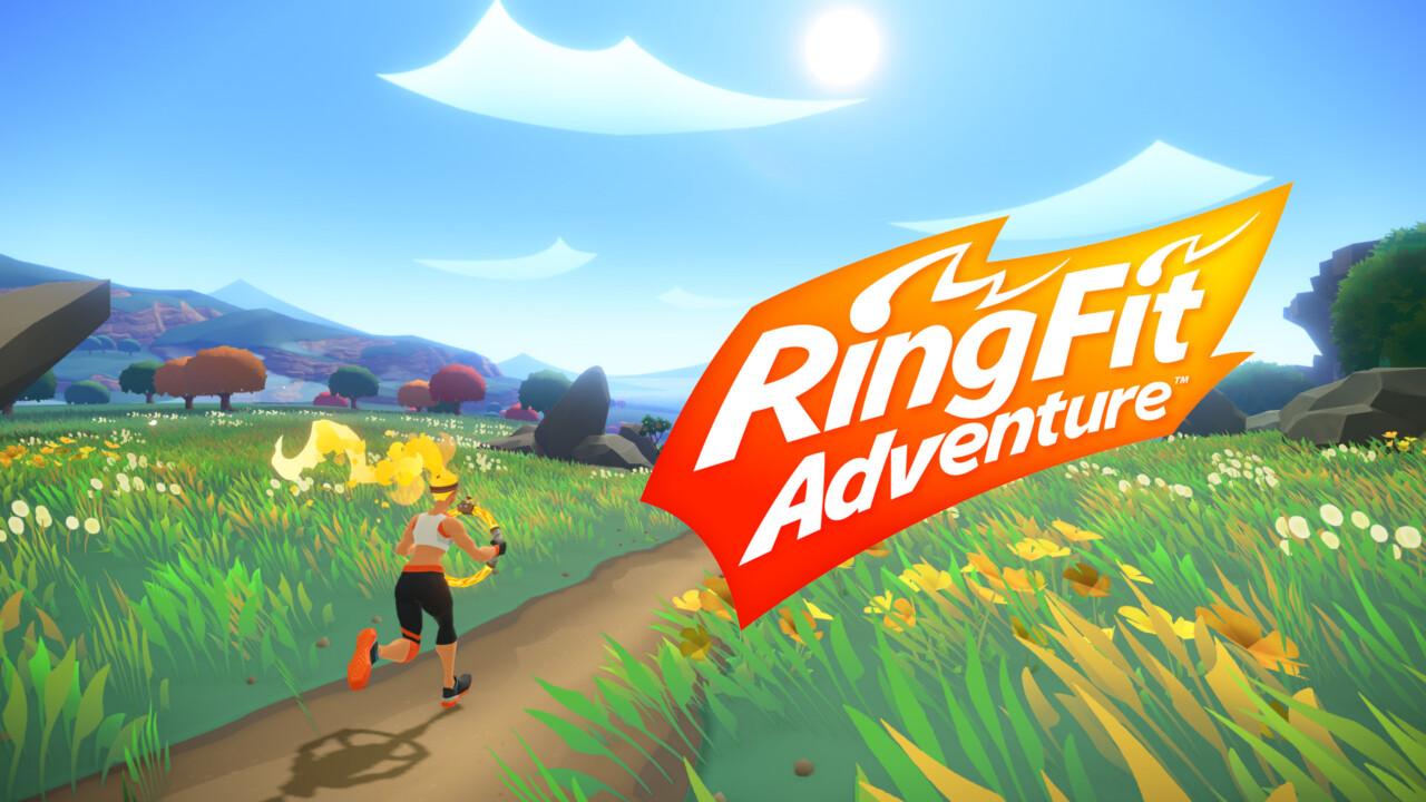 Ring Fit Adventure im Test: Unterhaltsame Fitness