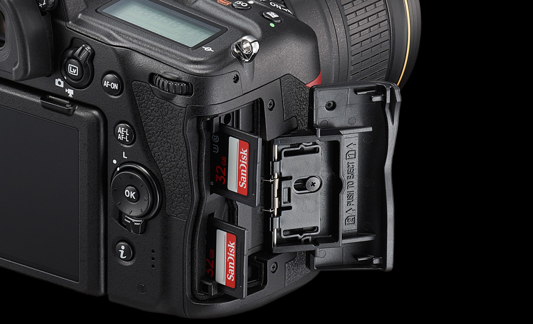 Nikon D780 UHS-II