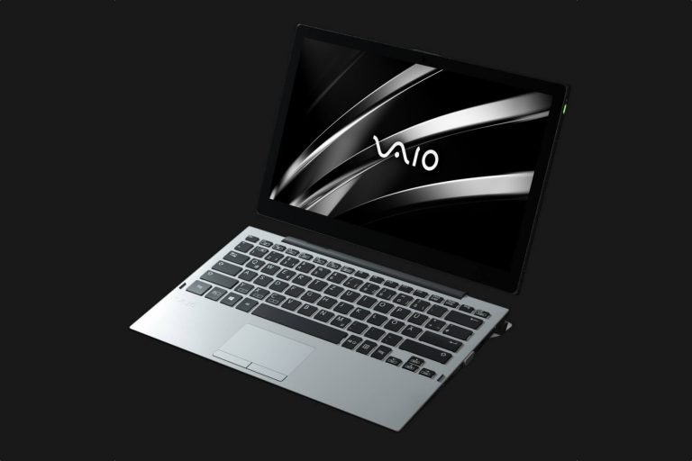 Detachable Vaio A12