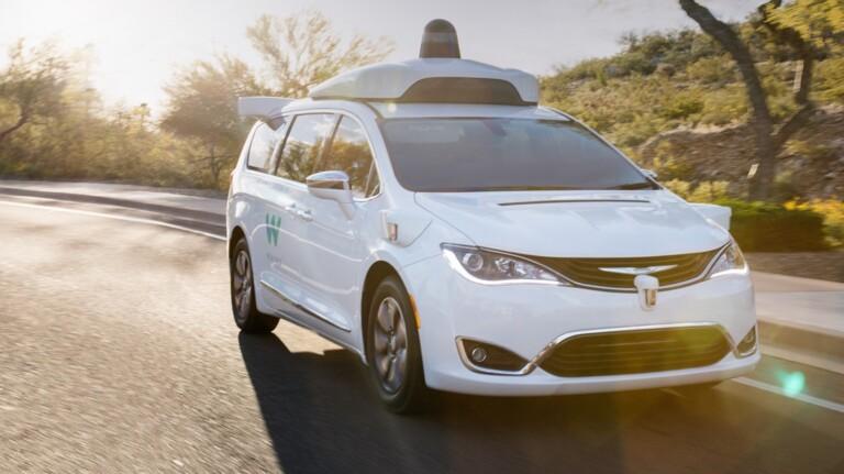 Kommen in den 2020er-Jahren endlich wirklich selbstfahrende Autos? Bild: Waymo