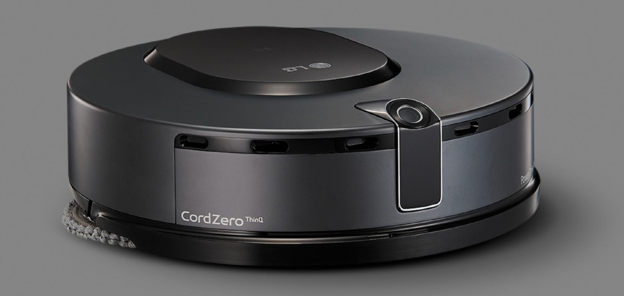 Wischroboter LG CordZero M9