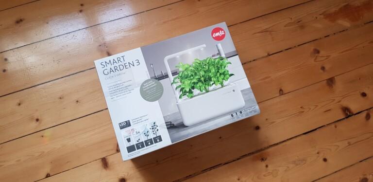 Der Emsa Smart Garden. (Foto: Sven Wernicke)
