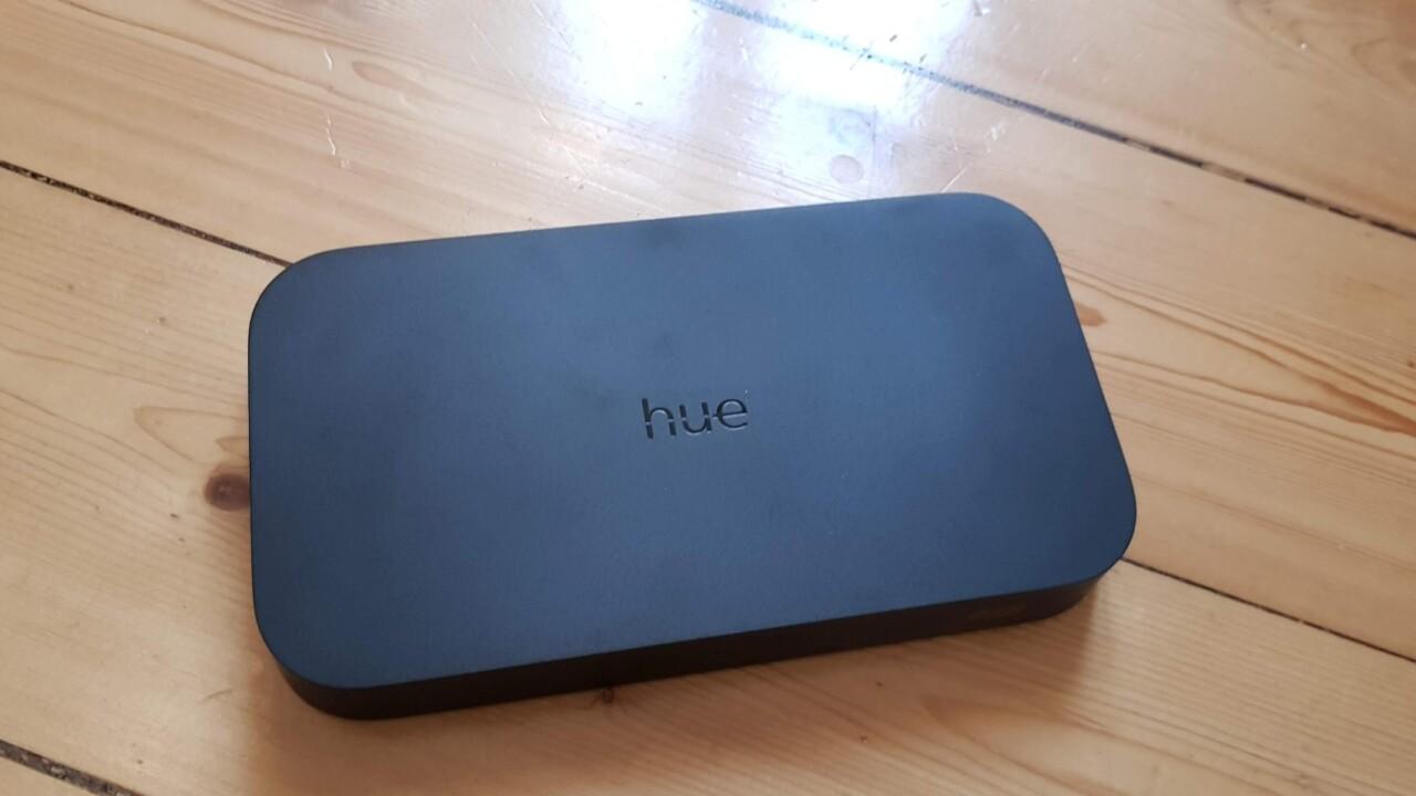 Philips Hue Play HDMI Sync Box im Test: Mehr als Ambilight zum Nachrüsten
