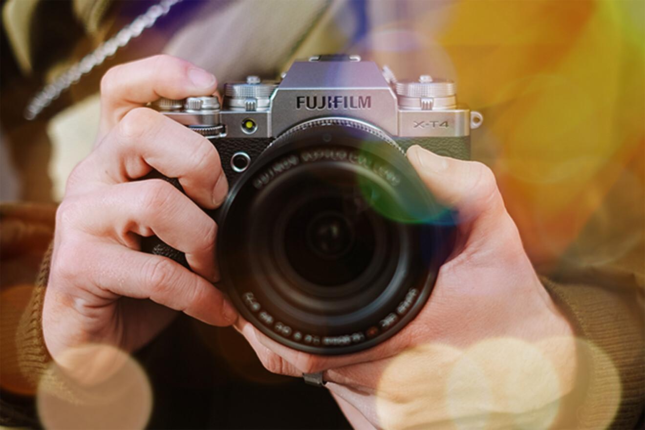Fujifilm X-T4 im Fokus: Systemkamera mit XXL-Ausstattung