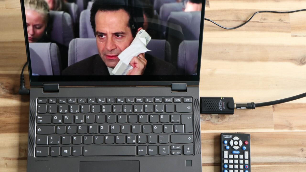 Fernsehen ohne Fernseher und Live-TV-Apps: So geht's