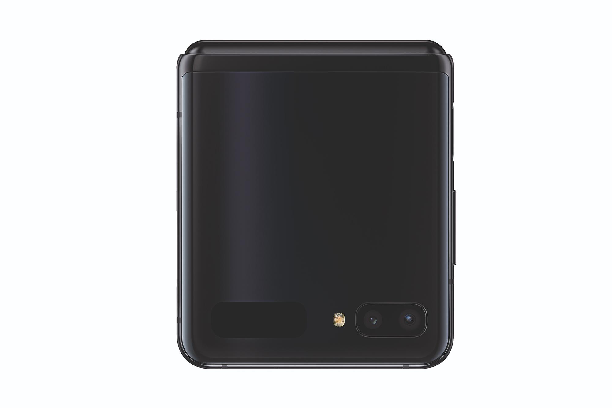 Zusammengklapptes Samsung Galaxy Z Flip