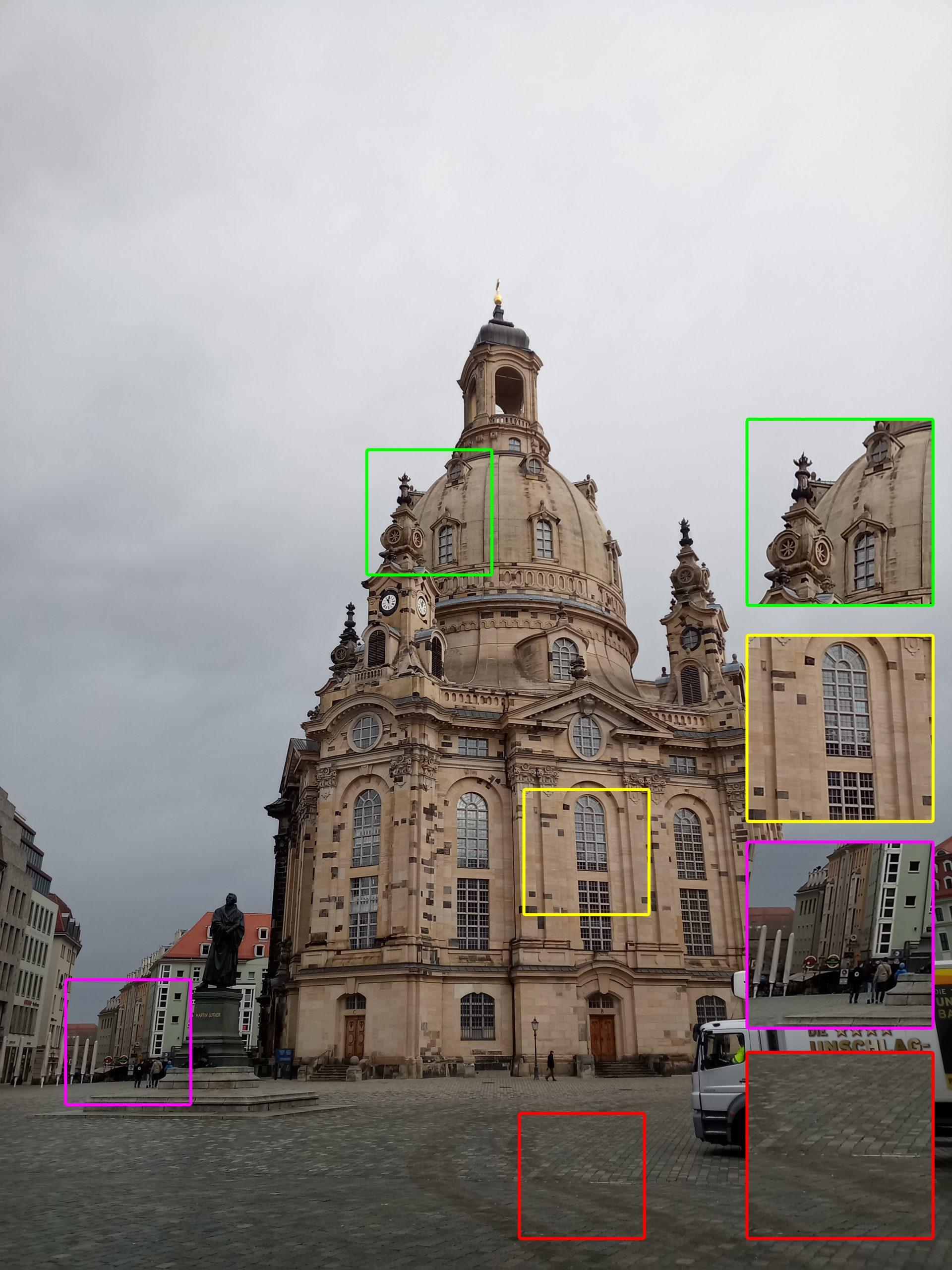 Gigaset GX290 Dresdner Frauenkirche
