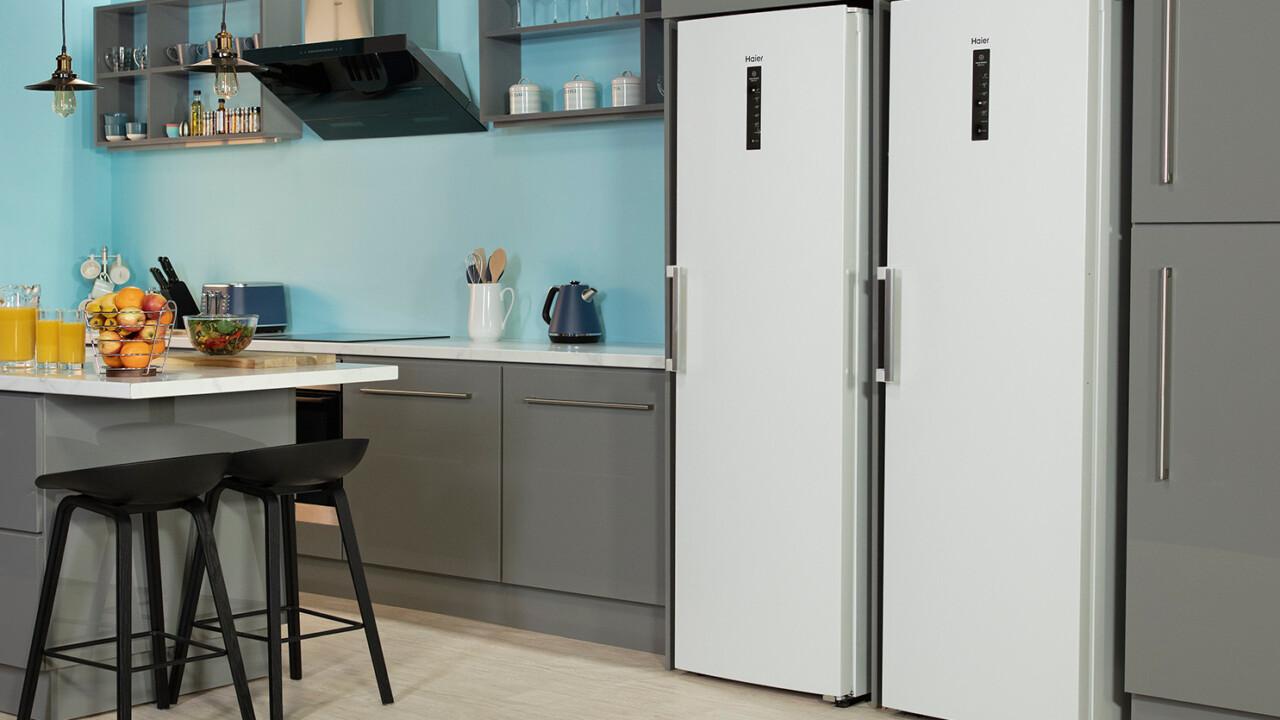 Haier Insta Switch: Mal Gefrierschrank, mal Kühlschrank