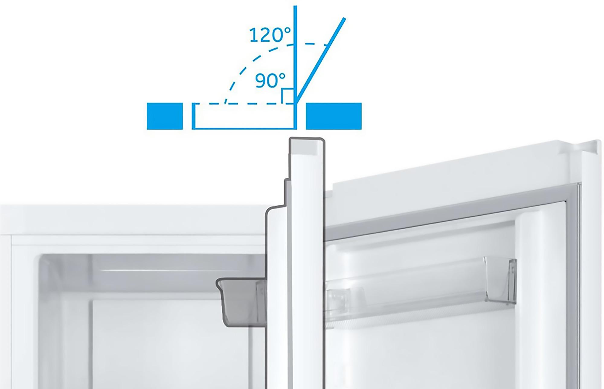90-Grad-Tür des Haier-Kühlschrank Insta Switch