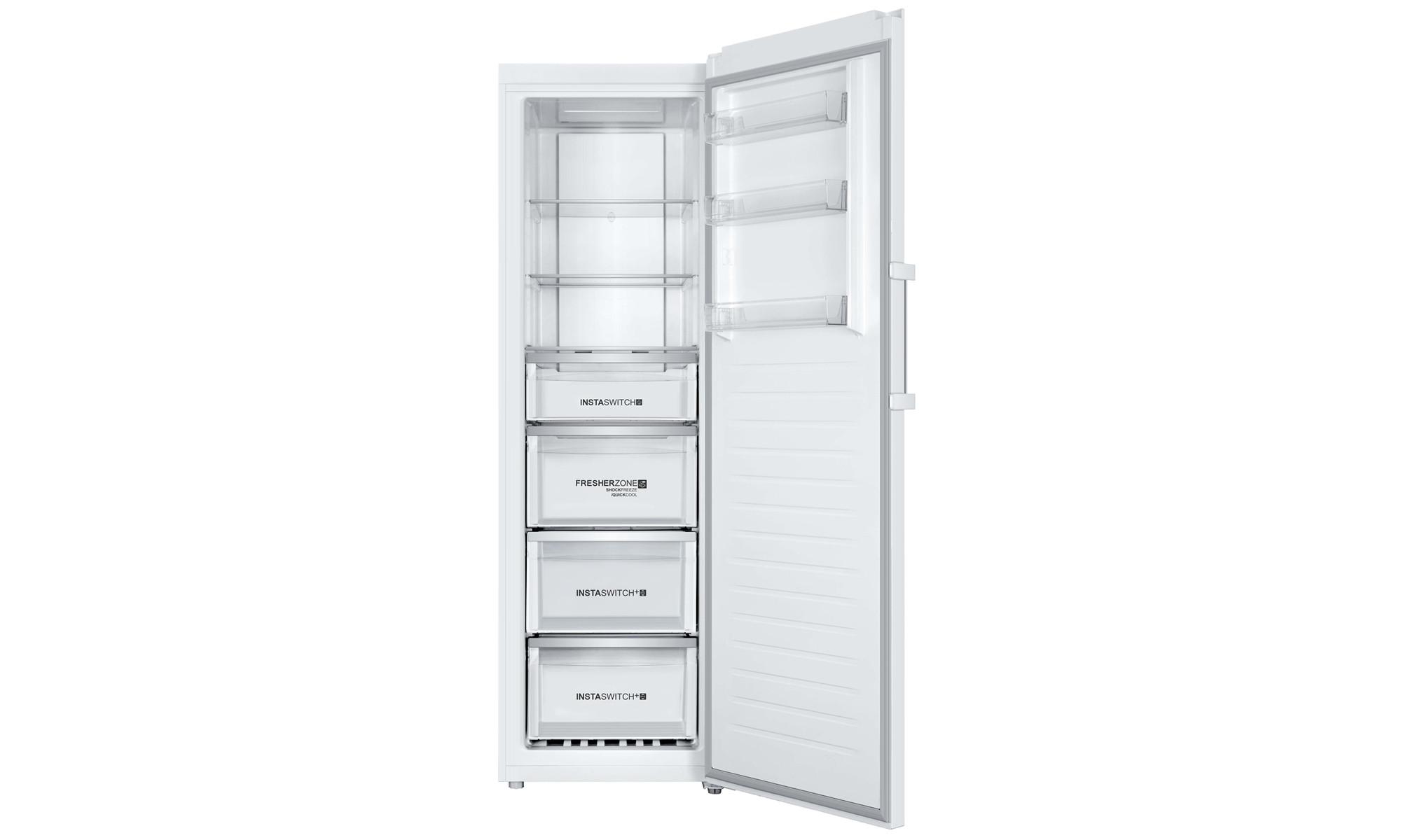 Aufteilung des Kühlschranks Haier Insta Switch