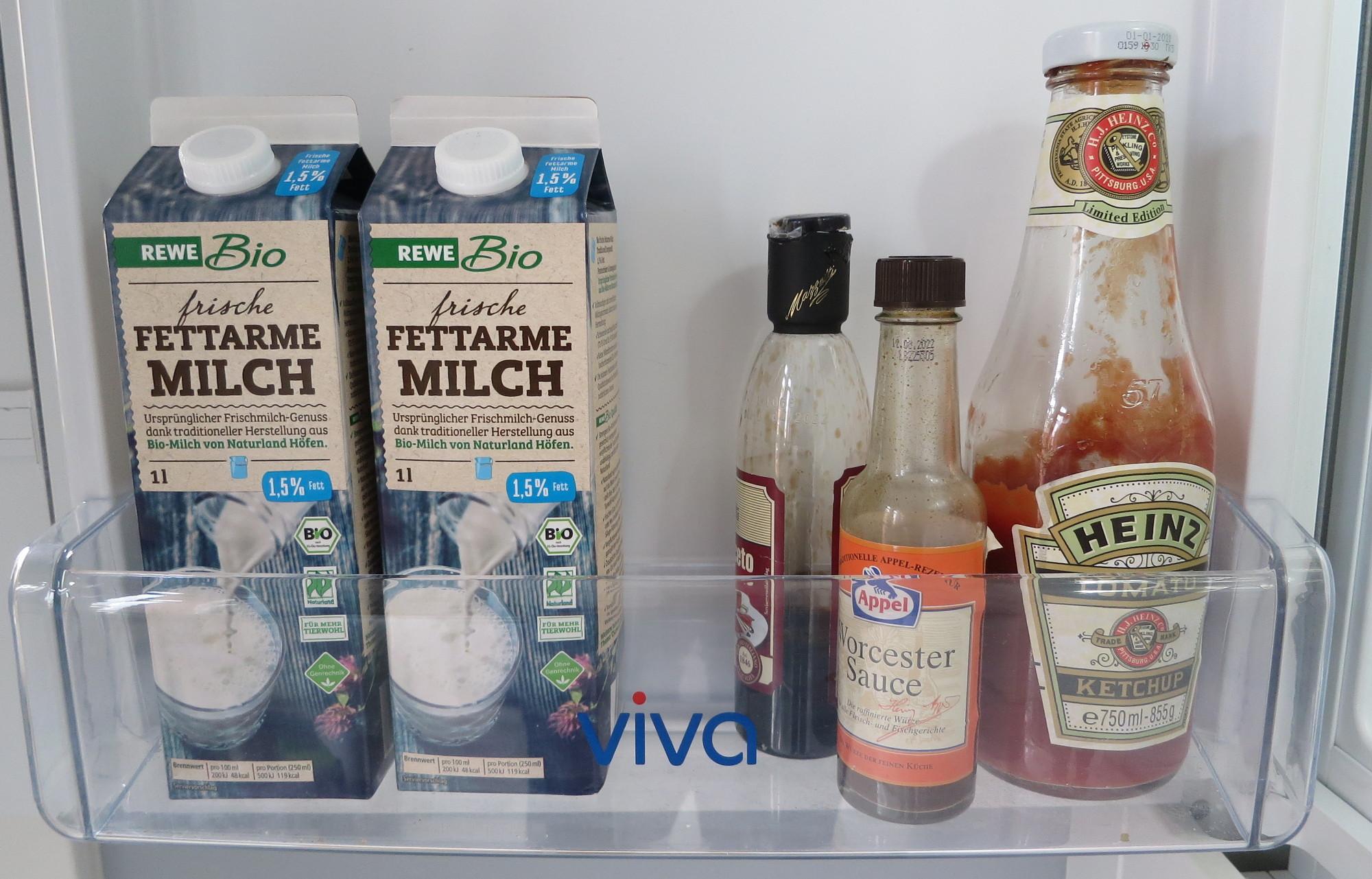 Kühlschranktür unten