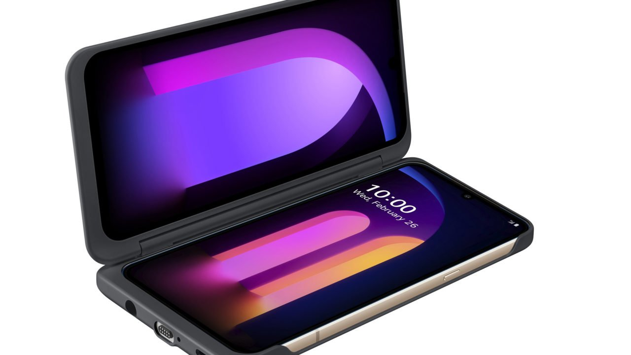 LG V60 ThinQ 5G: Ein Dual Screen gegen das Samsung Fold