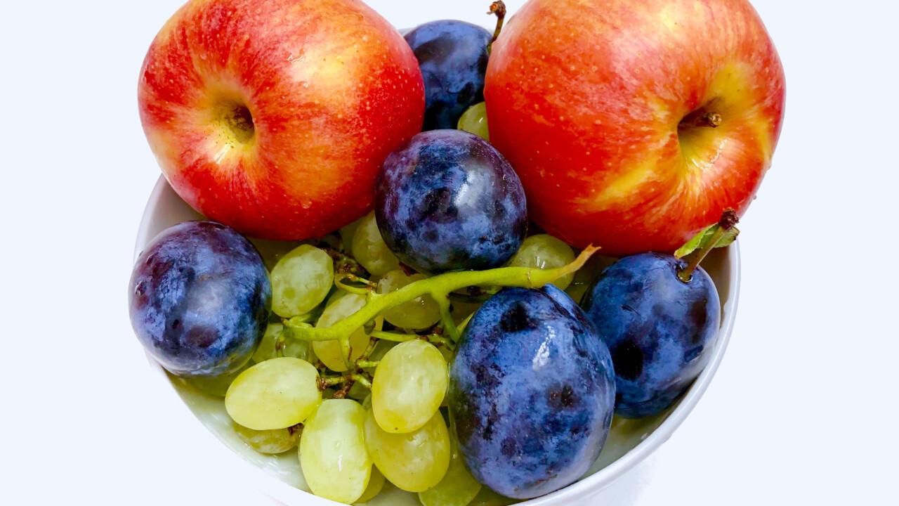 Welches Obst kommt in den Kühlschrank?