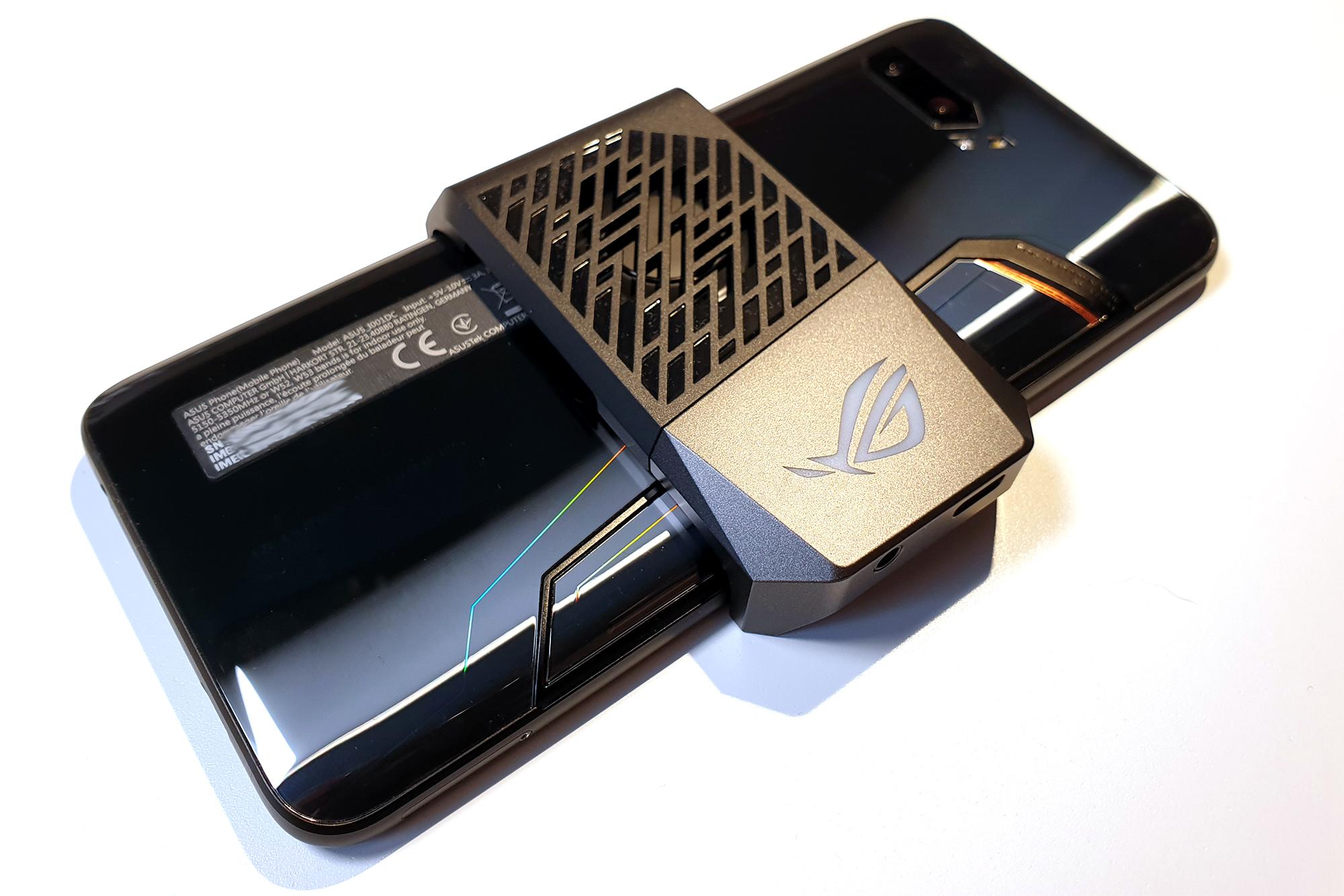 Kühler des ROG Phone II