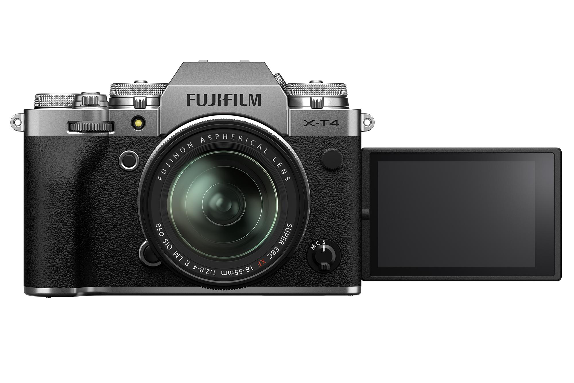 Schwenkdisplay Fujifilm X-T4