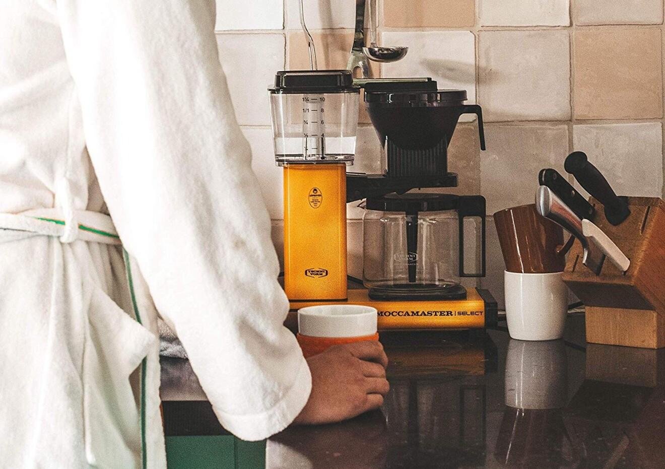 Darum wechselte ich vom Kaffee-Vollautomaten zur klassischen Filtermaschine