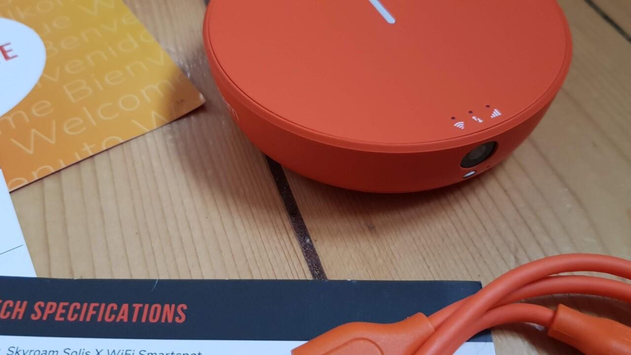 Skyroam Solis X im Test: Mehr als ein mobiler WLAN-Hotspot