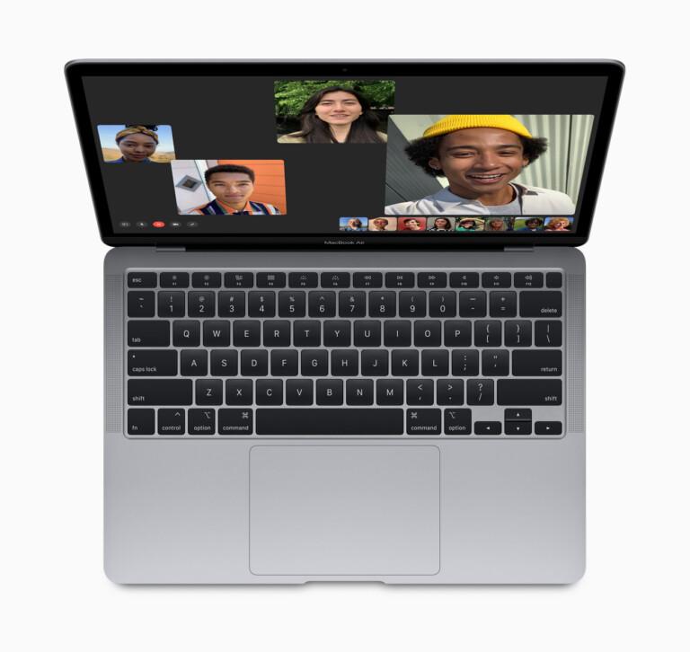 FaceTime - ihr benötigt immer ein Apple-Gerät. (Foto: Apple)