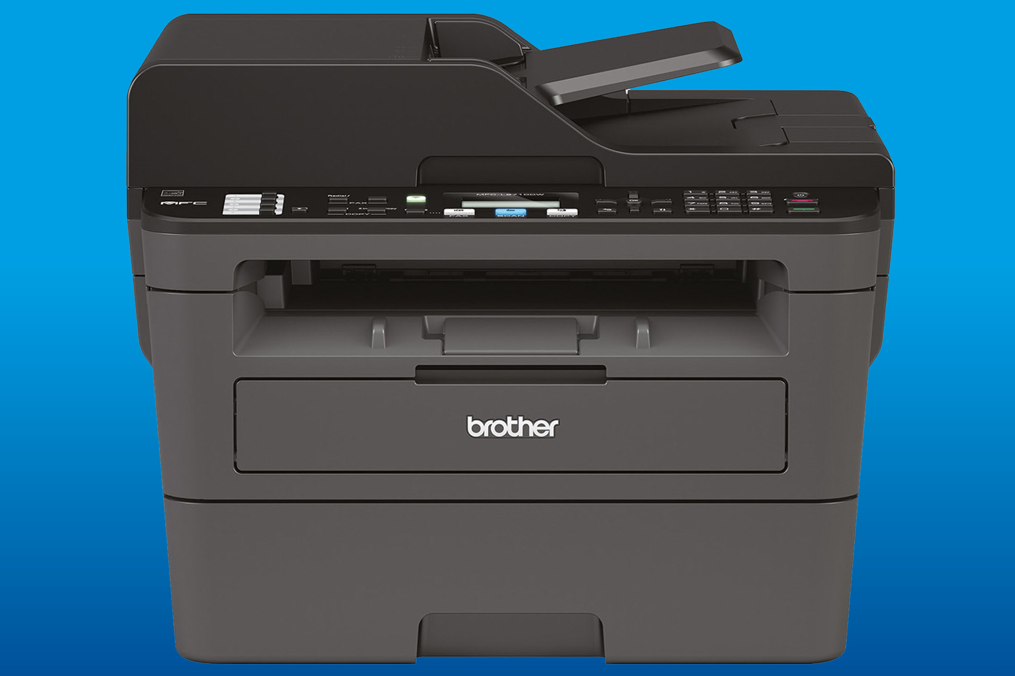 Brother MFC-L2710DW - corona Homeoffice