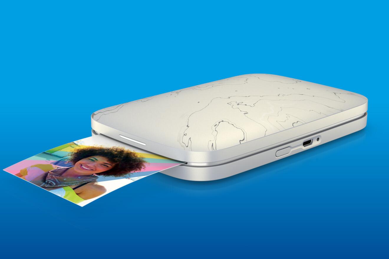 HP Sprocket Select im Test: Foto-Wunder für die Hosentasche
