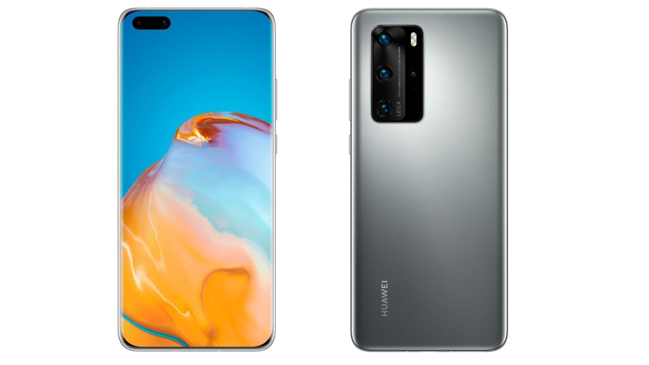 Huawei P40 und P40 Pro: Top-Smartphones ohne Google
