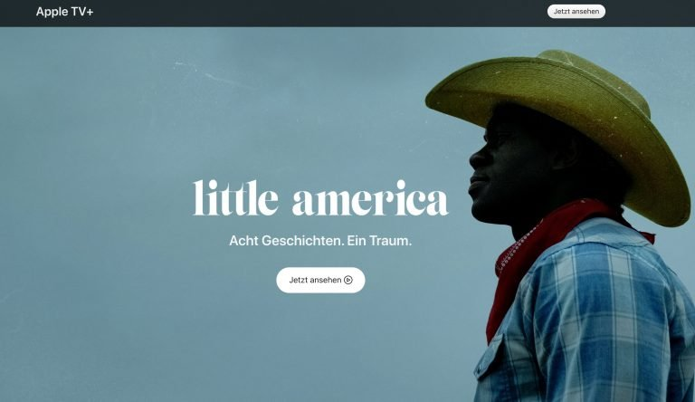 Apple-TV-Serie Little America