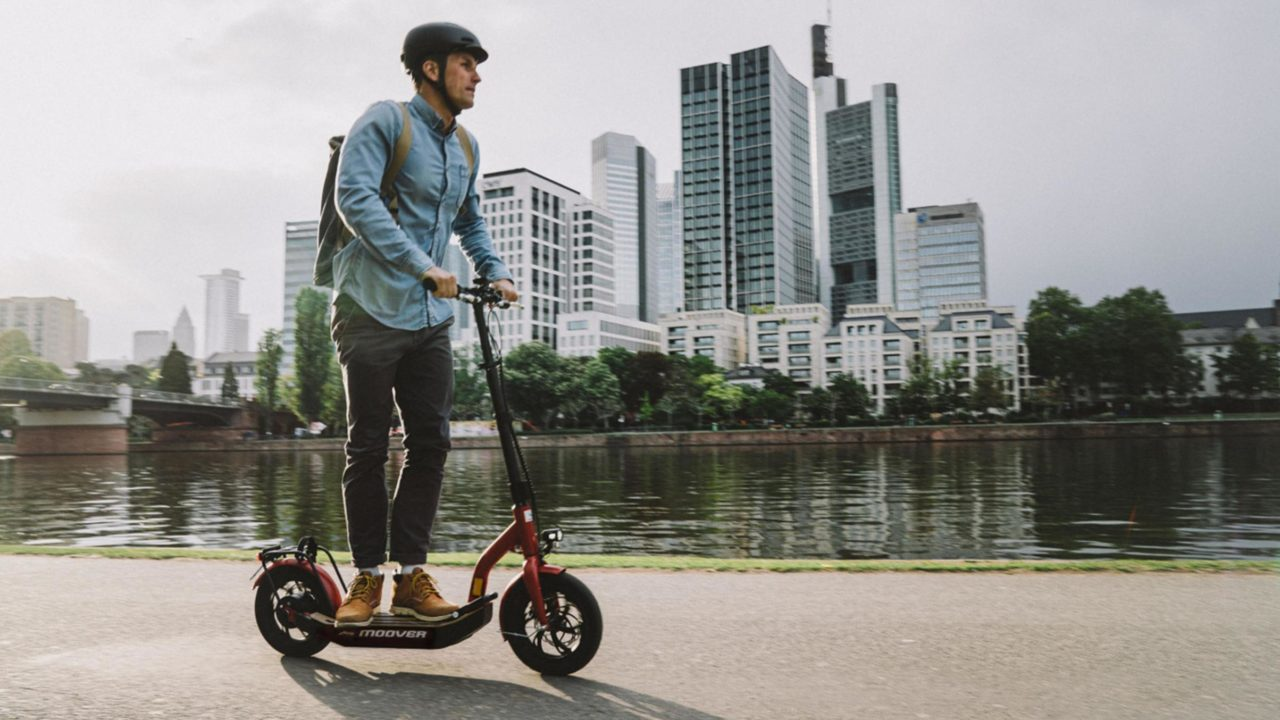 Metz Moover Plus: Neuer E-Scooter mit mehr Leistung