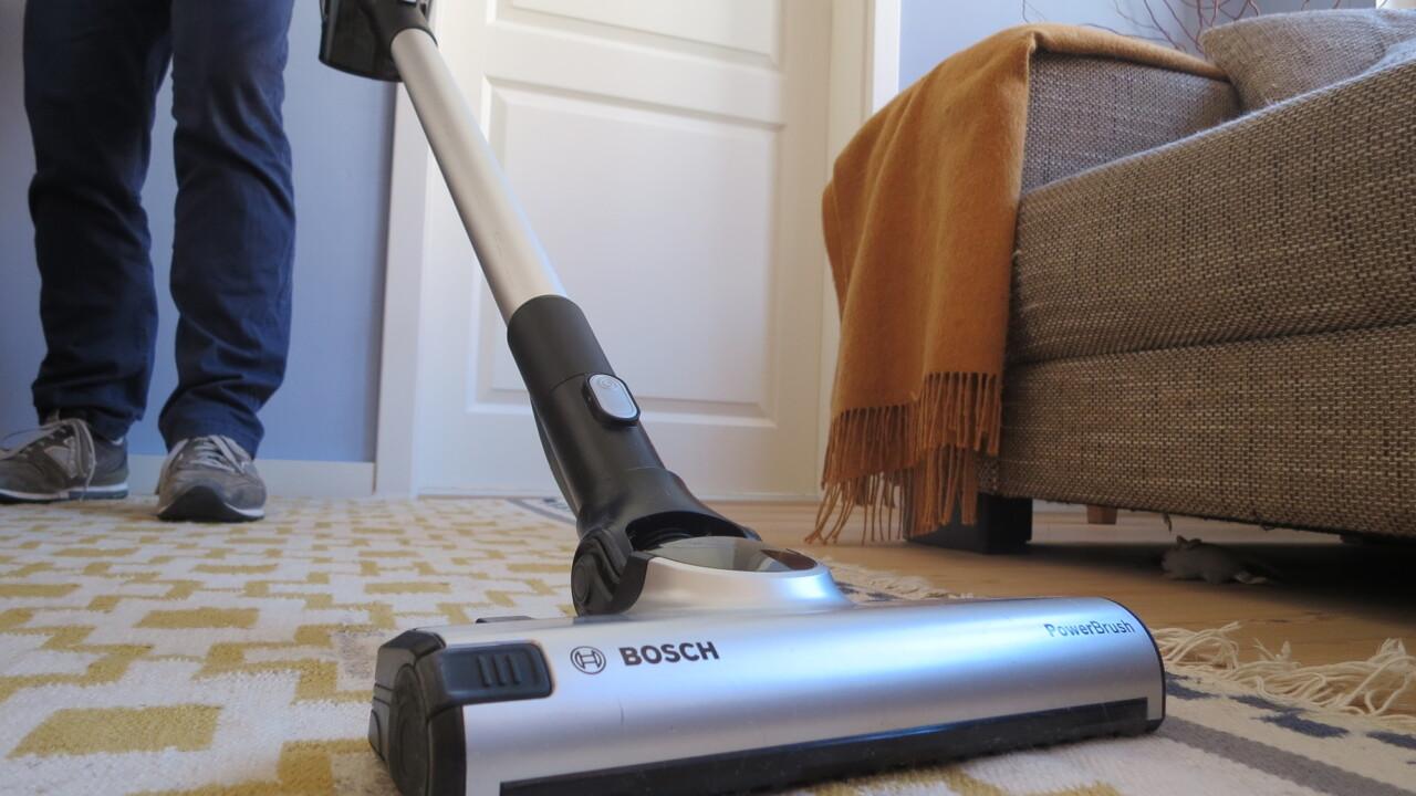 Bosch Unlimited Serie 6: Akku-Staubsauger im Test