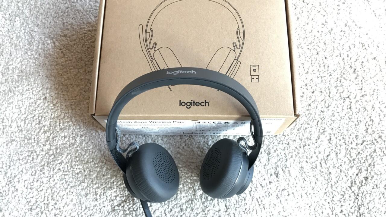 Logitech Zone Wireless ausprobiert: Headset für Office und Freizeit