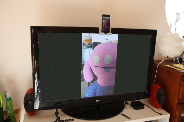 Facetime auf dem Fernseher