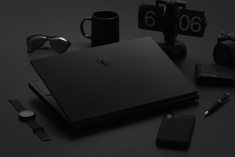 Neue Gaming-Notebooks: Hier das MSI GS66 Stealth