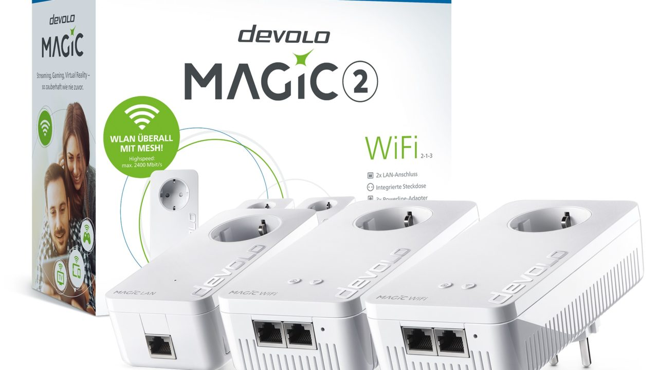 [AKTION BEENDET] Produkttester gesucht: Teste mit devolo und EURONICS das Magic 2 WiFi Multiroom Kit